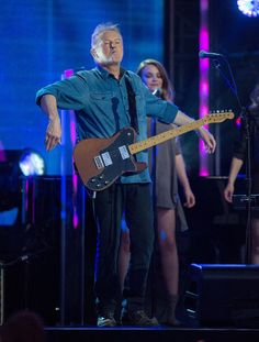 Don Henley Photos Photos - Don Henley is seen at 'Jimmy Kimmel Live.' - Don…