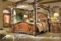 four poster bed - Google Search