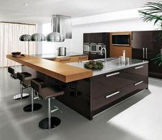 Modern Kitchen Decorating