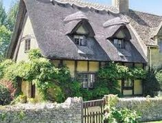 Image result for cottages in england