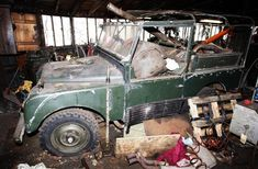 A Princely Discovery Of The Land Rover Fit For A King