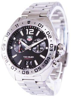 1f9d06fc1a3 Tag Heuer Formula 1 Chronograph 200M WAZ111A.BA0875 Gents  Watch