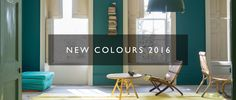 SEO: Essential keywords rich description Farrow Ball, Farrow And Ball Paint, 2016 Trends, Colour Board, Cottage Living, Paint Colors, Dining Table, Interior Design, House