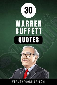 It's safe to say Warren Buffett knows a thing or two about business, investing and success; so here are 23 great and wise Warren Buffett quotes on success. If you want more entrepreneur quotes, success quotes & inspirational quotes so you can live the ric Inspirational Quotes About Success, Inspirational Quotes Pictures, Motivational Quotes For Life, Motivation Quotes, Positive Quotes, The Success Club, What Is Success, Stress Relief Quotes, Stress Quotes