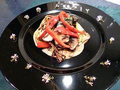 Légumes grillés a la plancha =