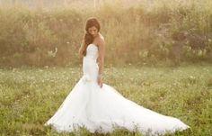 Mermaid wedding gown !