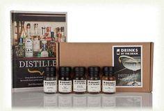Distilled Tasting Set