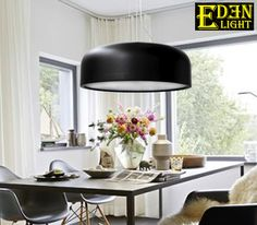 Above the dining table. Akela (055BK-600)-EDEN LIGHT New Zealand Dining Table, Decor, Furniture, House, Table, Home, Light, Home Decor