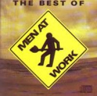 Men At Work - The Best Of - 1989