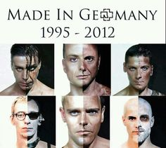Rammstein~Made In Germany
