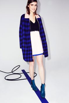 Sonia by Sonia Rykiel | Fall 2014 Ready-to-Wear Collection | Style.com