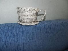 МК плетения рамки для фото - Ярмарка Мастеров - ручная работа, handmade