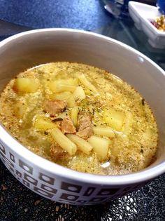 Cheeseburger Chowder, Soup, Potato, Soups