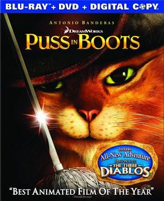 Dreamworks Puss in Boots