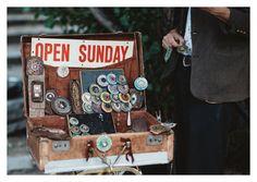 Open Sunday | Fotografie | Echte Postkarten online versenden | MyPostcard.com