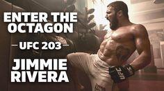 Enter The Octagon – UFC's Jimmie Rivera