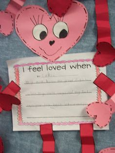 The Very Busy First Graders: Freebie Friday & Valentine's Day
