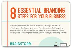 8 tips for small-business branding | Articles | Home #brandingyourbusiness #marketingpymes #pymes2015