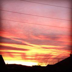 #mywork #sunset