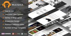Maisha V1.6.7  Charitynon-profit WordPress Theme