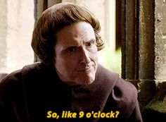 """ yeah, nine o'clock "" (GIF set)"