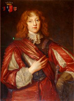 Portrait of Philip Herbert, 5th Earl of Pembroke (after Anthony van Dyck)