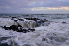 Thor's well - Marc  Briggs