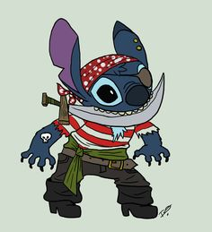 Argh meh Stitch by issabissabel on DeviantArt