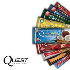 Most protein bars are glorified candy bars, LOADED with sugar, calories, and saturated fat.     Switch to Quest Bars -- the all-natural protein bar with 18 grams of fiber, 1 gram of sugar, and over 20 grams of HQ whey protein.