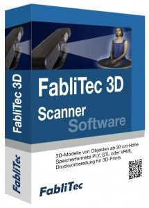 German Reprap and FabliTec combine 3D scanning and 3D printing: The 3D printer manufacturers now also offers the software from FablitTec. The new version still creates detail characters and reduces the cost of printing by hollowing the inside of the hull. Microsoft's Kinect as a scanner or any other OpenNI-compatible 3D sensor can be used. http://3dprintingindustry.com/2013/06/10/german-reprap-now-offers-versatile-fablitec-3d-scanner/