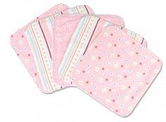 Brielle Baby Wash Cloth Set