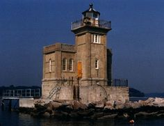 Huntington Harbor Lighthouse  Long Island, NY