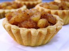 Apple Tartlet NCC Traditional Cakes, Baked Potato, Apple, Snacks, Cookies, Baking, Ethnic Recipes, Sweet, Food