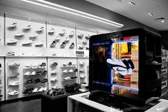 New moving showcases for #Nike.