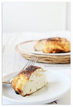 La ricotta infornata siciliana, una ricetta tutta light Baked Ricotta, Sicilian, Easter Recipes, Italian Recipes, Camembert Cheese, French Toast, Baking, Eat, Breakfast