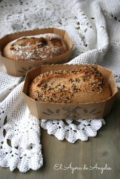 Pan de escanda fácil  El Ágora de Ángeles Lidl, Camembert Cheese, Dairy, Bread, Molde, Breads, Dinner Rolls, Spelt Bread, Recipes