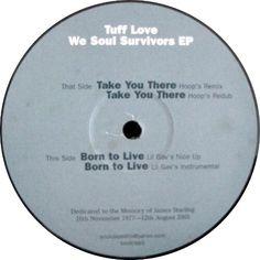 Pete Rock & C.L. Smooth / O.C. - Tuff Love - We Soul Survivors EP