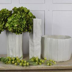 Abigail Ahern faux flowers - Hydrangea