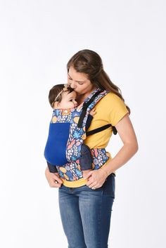bd8da818911 Coast Passionfruit - Tula Free-to-Grow Baby Carrier