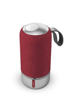Speakers like never before! Furnish your home with a not-a-black-box wireless speaker that you can carry anywhere with you! No cables attached! ***** Enjoy the details of the Libratone's craftsmanship: leather // mesh // zipper ***** Details // Objects // Pattern // Materials // Colors // Textures // Form   // Surface // CMF // Product design //  Product details // Industrial design //  Aesthetics