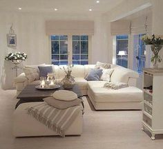 Living room ideas - living room decor on a budget