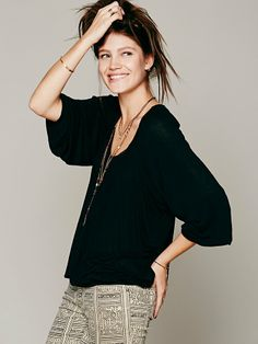 Free People Moss Top, $68.00