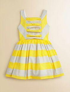 فستان بسيط للاطفال