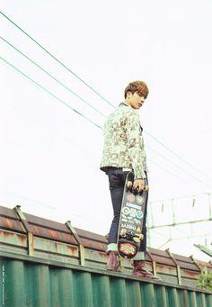 BTS Jin © RUN AND GUN | Do not edit.