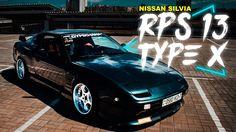 Nissan Silvia RPS13 TYPE X   ИЗ ЕВРОПЕЙКИ 200sx В ЯПОНКУ   SR20 Garage