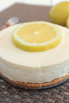 Cheesecake au Citron #3