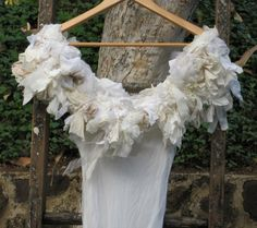 Bridal Bouquet Shawl Made to Order by MegbyDesign on Etsy
