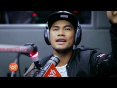 """Bugoy Drilon covers """"One Day"""" (Matisyahu) LIVE on Wish 107.5 Bus - YouTube"""
