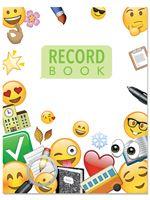 Emoji Fun Record Book