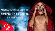 EPK: Behind The Scenes - Photo/Video Shoot - Andries Hendrik Potgieter
